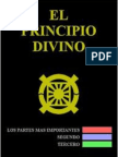El Principio Divino - Texto Oficial a Color
