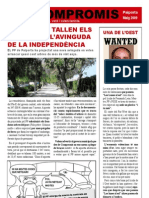 INFOCOMPROMIS_nº1 maig 2009