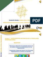 301136 Interv Psicosocial en Las Organizaciones I-2010 U1