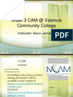 week 3 cam  valencia community college