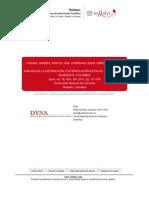 Analisis de La Distribucion e Interpolacion Espacial de Las Lluvias en Bogota