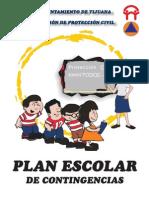 Guia Para Elaborar El Plan Escolar de Contingencias v 2008