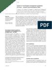 EFNS Guideline 2004 Neurological Management Guidelines