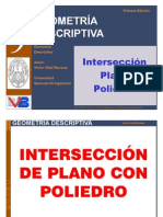 Cap 09 Interseccion Plano Poliedro