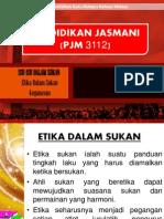 Pendidikan Jasmani_etika Dalam Sukan