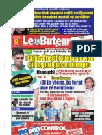 LE BUTEUR PDF du 13/05/2009