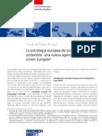 La Estrategia Europea de Prosperidad Sostenible