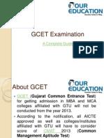 GCET Examination