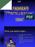 Persuasive 5para