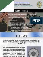 Fresadora Expo