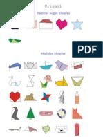 Origami Modelos