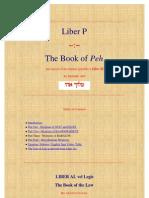 Liber P the Book of Peh