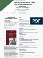 CECEÑA ANA - La Guerra Infinita Hegemonia Y Terror Mundial
