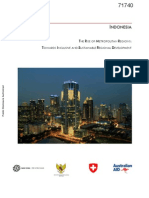 The Rise of Metropolitan Regions_Towards Inclusive & Sustainable Regional Development