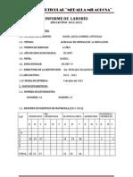 Informe de Labores 2012 4 to.