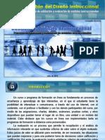 Informe de Gestion del Diseño Instruccional (Evaluacion y validacion de cursos en linea)