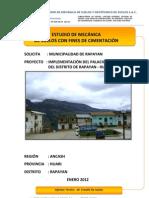 Inf 014 Palacio Municipal Rapayan Gc Gm