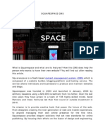 Squarespace CMS
