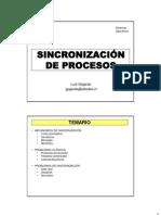 03-Sincronización de procesos