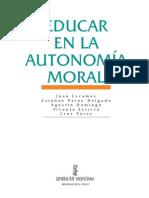Auto No Moral