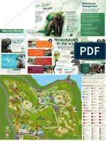 Taronga Zoo Map 201211