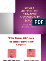 Direct Instruction(3)