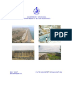 Dam Safety Activity Report