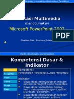 Presentasi Multimedia