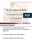 Inservice_Intro to Army