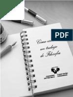 Como escribir un trabajo de filosofia.pdf