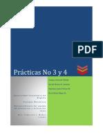 Prácticas 3 y 4