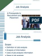 2. Job Analysis
