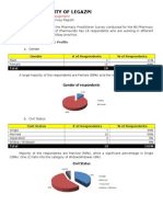Pharmacy Practitioner Survey Report.doc