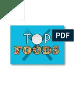 Top Foods Business Plan