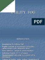 Utility Fog