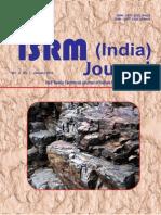 Isrm India January 2013
