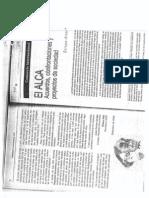 01-Arceo, Enique - Revista Realidad ecónomica. El ALCA, acuerdos confrontaciones y proyectos de sociedad