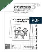 MATEMÁTICA Guía docente nº 2