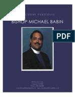 portfolio for bishop