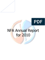 NFA 2010 Accomplishment Report
