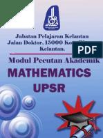 Maths Upsr