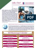 June 2013 Newsletter English