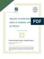 Maltrato Infantil Mexico Docto146
