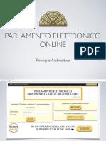 Parlamento Elettronico Diapositive 10 Luglio by Emanuele Sabetta