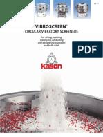 Vibroscreen Brochure