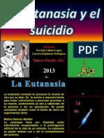 La Eutanasia y El Suicidio