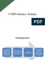 IT BPO Industry