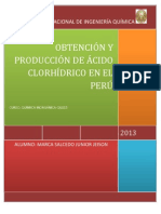 OBTENCIÓN Y PRODUCCIÓN DE ÁCIDO CLORHÍDRICO EN EL PERÚ.docx