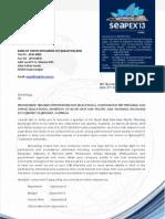 Sponsorhip Letter (EXAMPLE)