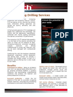 Coiled Tubing Drilling Services